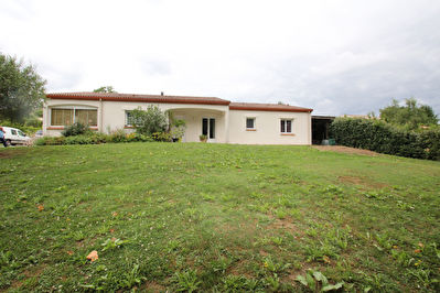 Villa contemporaine de plain-pied Nord de Villeneuve sur Lot - IDEAL CAMPING CAR.